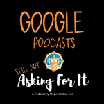 podcast logo with link to google podcasts
