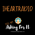 podcast logo with link to iheartradio